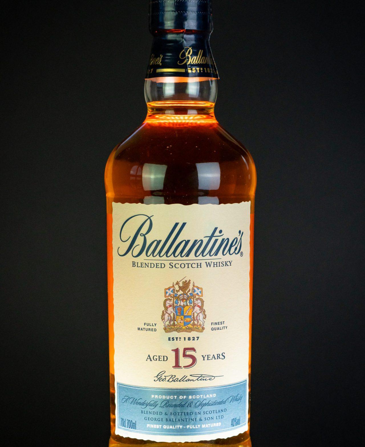 Ballantine's Blended Scotch Whiskey