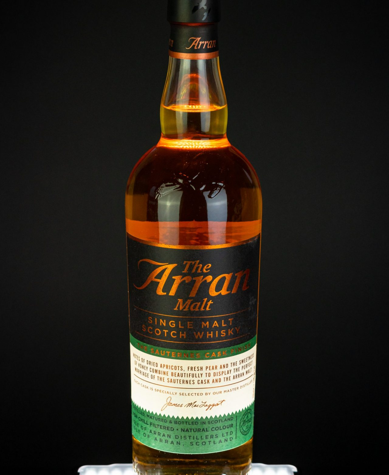 The Arran Sauternes Cask Finish 5cl