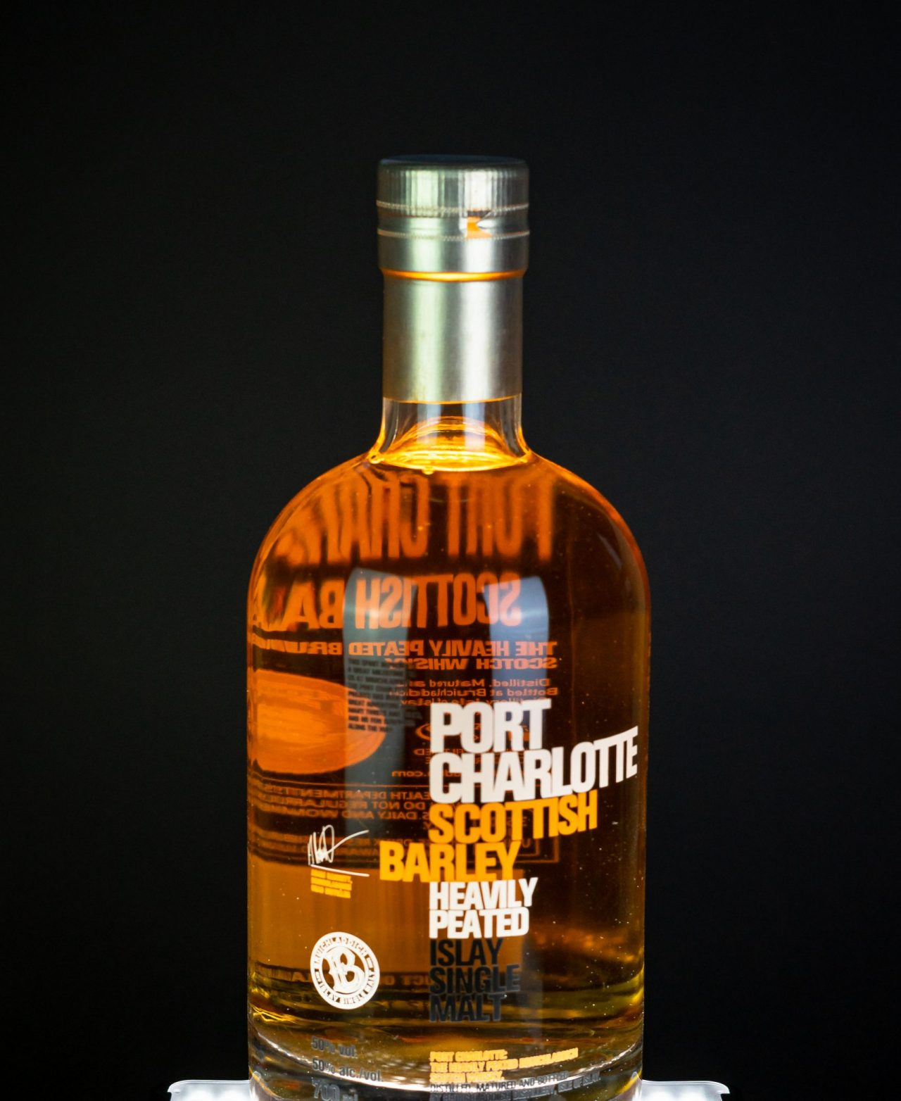 Port Charlotte Scottish Barley 5cl