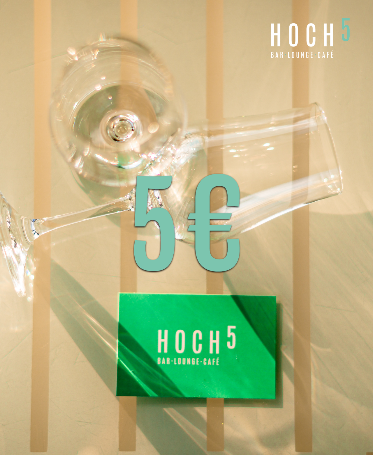 Wertgutschein – 5€